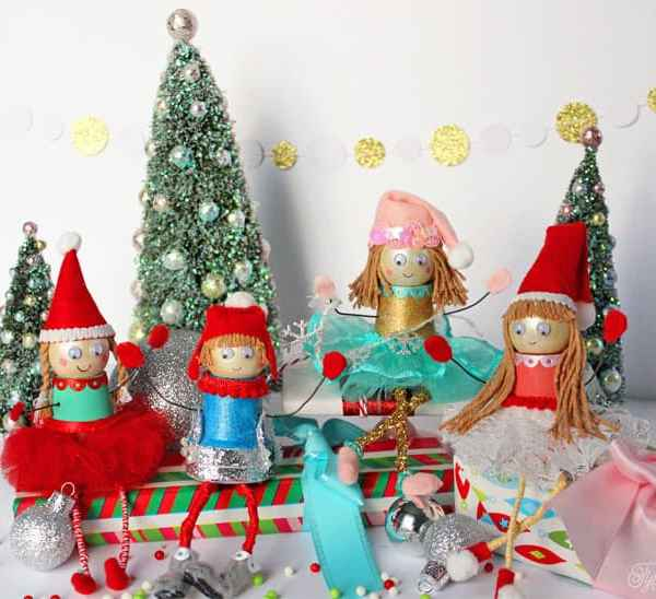Christmas Elf Kids Craft