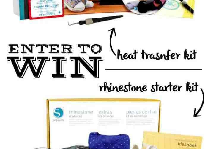 silhouette starter kit prize