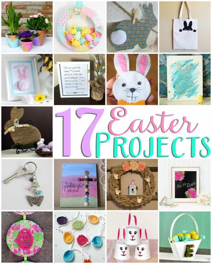 17 super cute Easter ideas