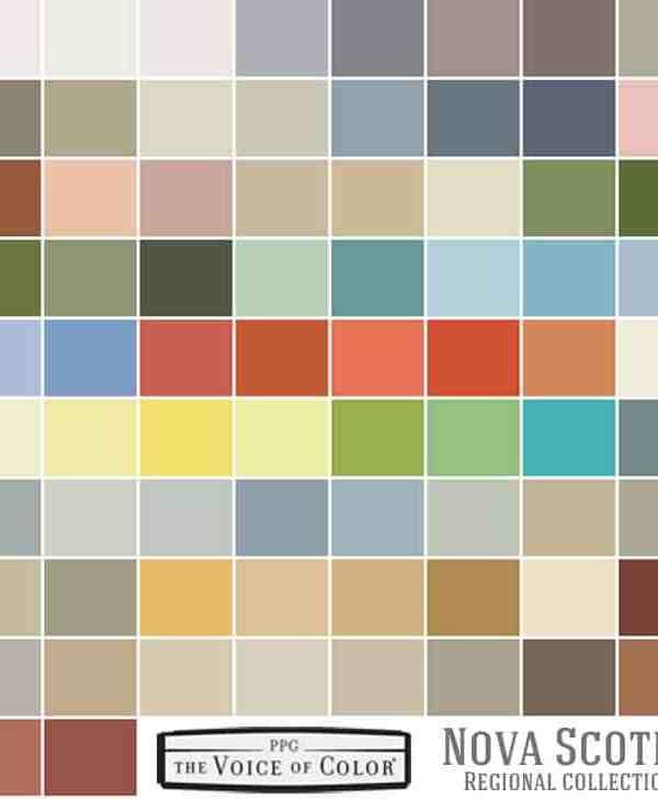 The Colors of Nova Scotia