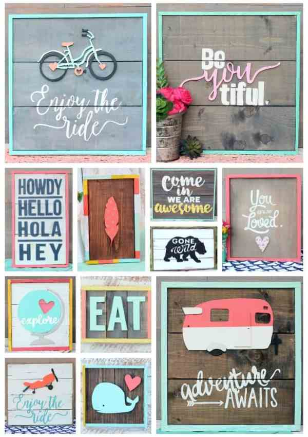 WIN a Handmade Sign With Custom Voice of Color Paint