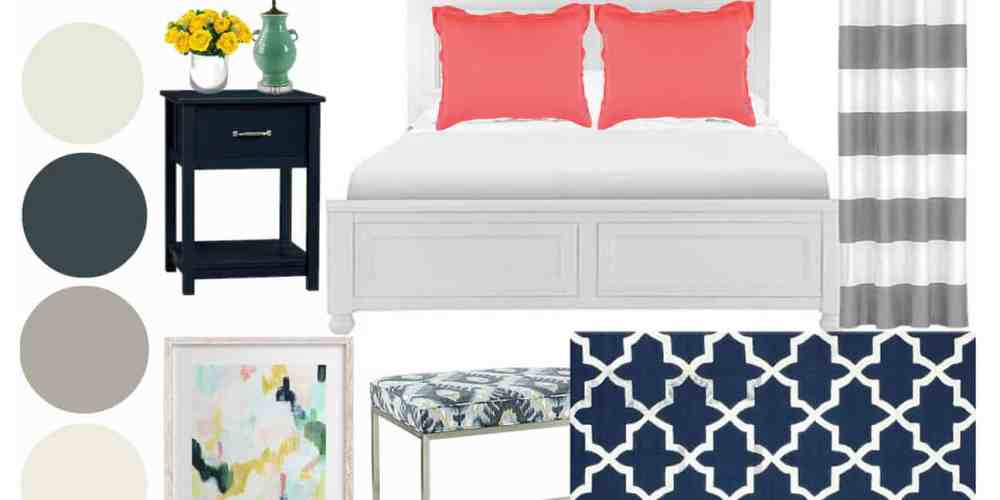 Mater bedroom Moodboard
