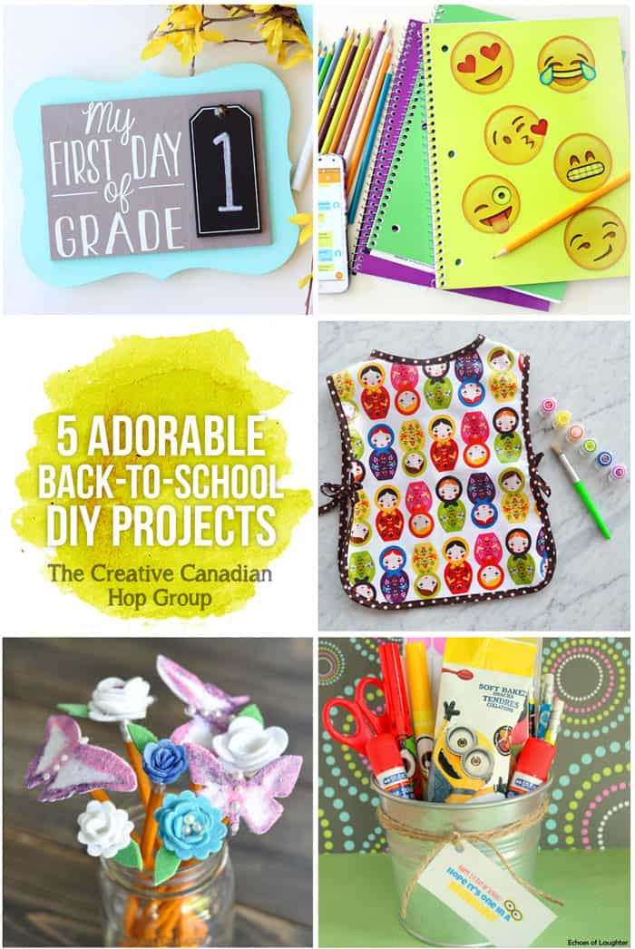 Awesome back to school craft ideas
