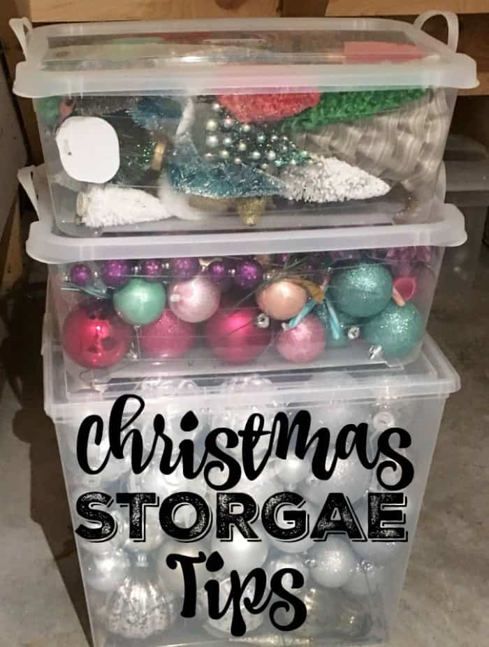 A few Christmas storage ideas you may have never thought about & Christmas Decoration Storage - FYNES DESIGNS | FYNES DESIGNS