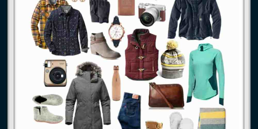 Women's Gift Ideas for Christmas favourite things gift list