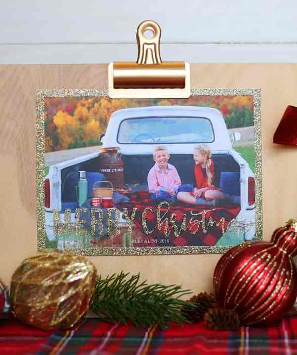 2016 Christmas Cards from Shutterfly