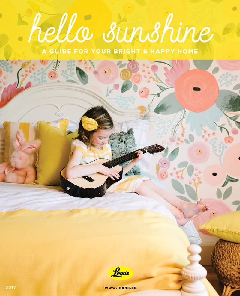 Leons Hello Sunshine Magazine