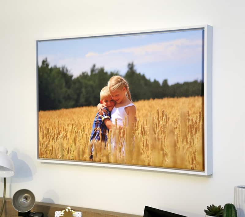 Oversized Canvas from Shutterfly