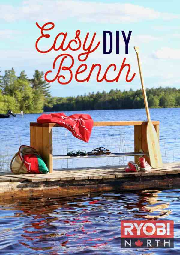 Ryobi North- Canada 150 Easy DIY Bench