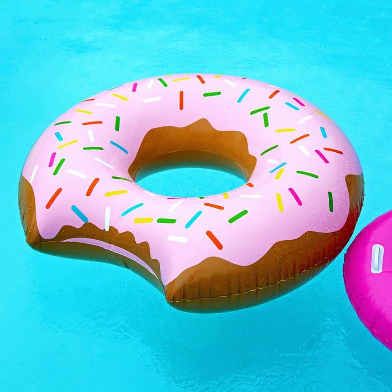 Donut pool floaties