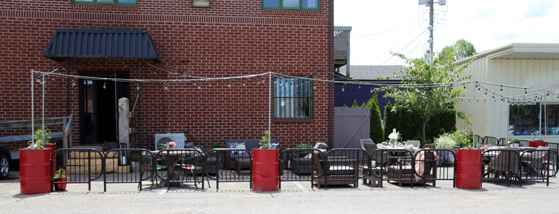 The Union Street Patio