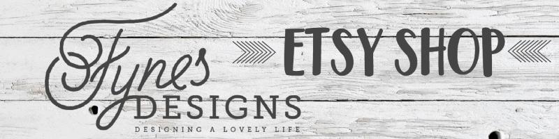 Shop Fynes Designs on ETSY
