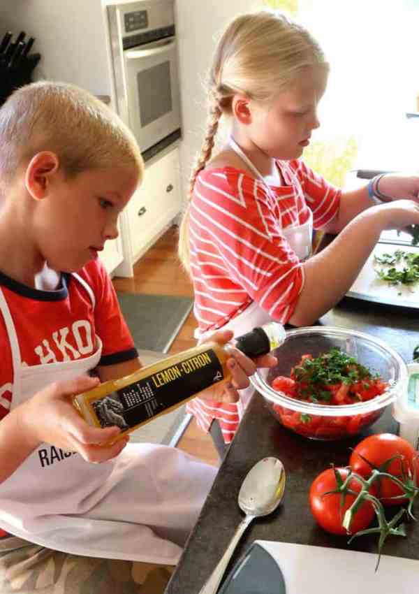 Raise a Food Lover- Kids in the Kitchen