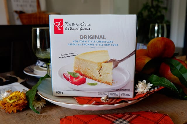 PC New York Style Cheesecake