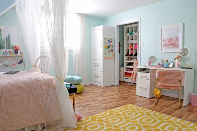 Cute room ideas for a tween girl bedroom