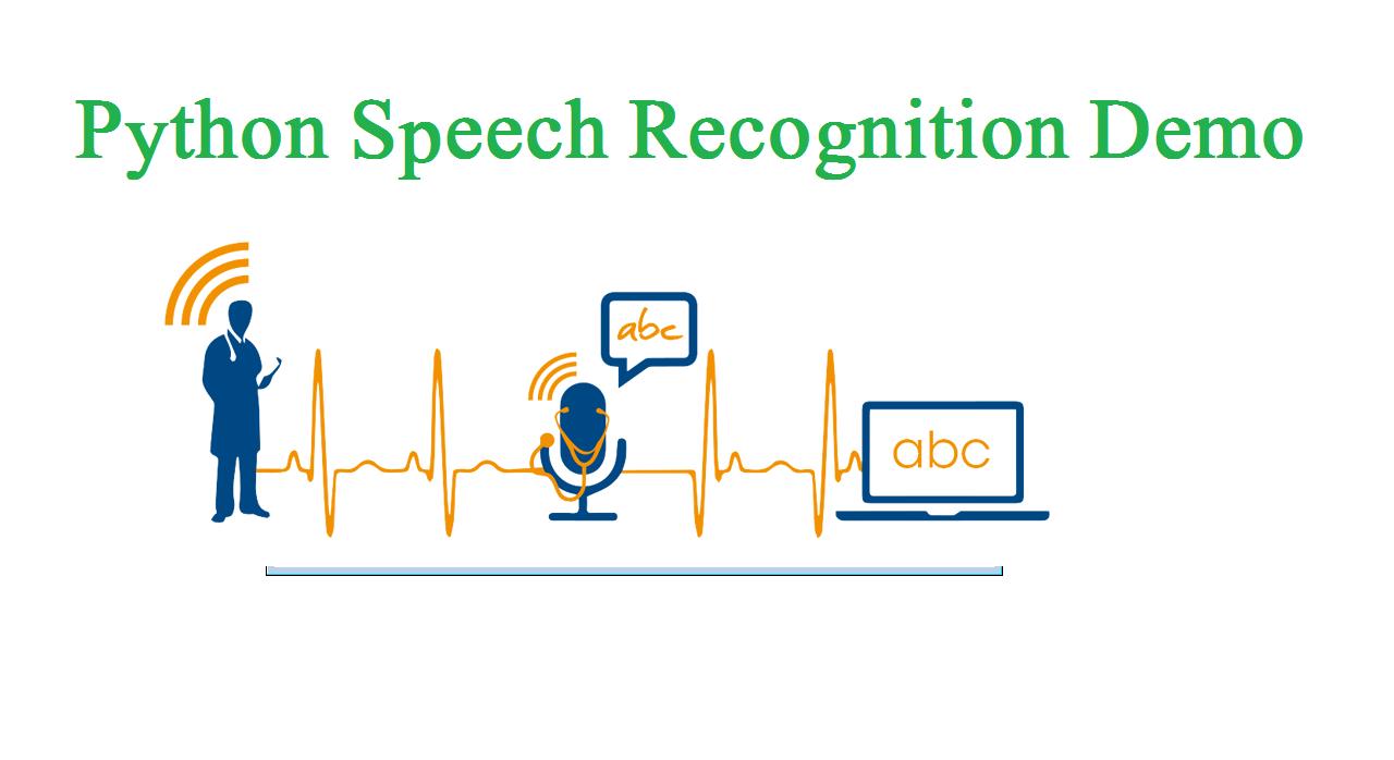 python speech recognition