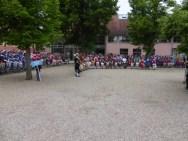 Gemeinschaftsspiel vom Verband Südwestdeutscher Fanfarenzüge Fotos: Verband Südwestdeutscher Fanfarenzüge e.V.
