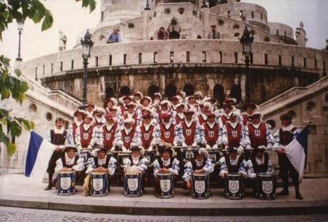1988 Pfingsten Budapest