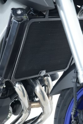 Evotech Radiator Guard Fit With Yamaha Radiator Side Cover