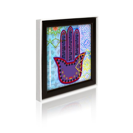 Fatima Hand 03 Canvas Art