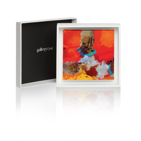 Passion Framed Art Box