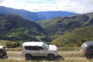 Toyota 150 Pardo Land Cruiser