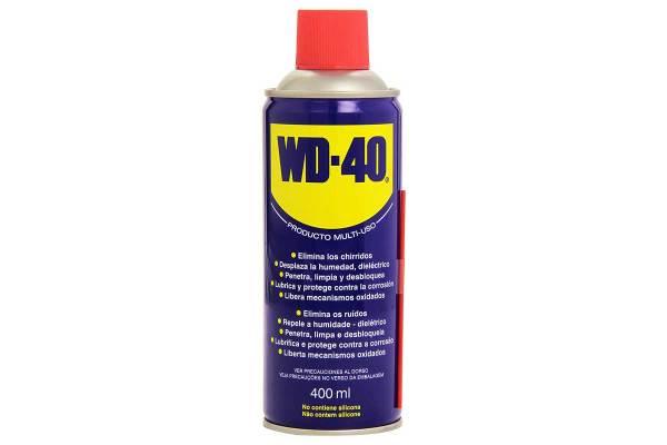 Lubrificante-wd40 400ml G2 Forniture