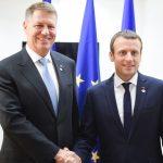 Președintele francez, Emmanuel Macron, i-a promis lui Klaus Iohannis că va retrage candidatura lui Bohnert de la șefia Parchetului european și că o va susține pe Kovesi