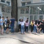 Conducerea Facultății de Drept a propus, oficial, exmatricularea a 45 de studenți care au colaborat pentru a frauda un examen susținut online