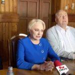 VIDEO O nouă gafă marca Viorica Dăncilă: A crezut că este în Hunedoara, când de fapt se afla la Suceava