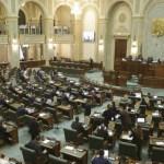 Senatul a adoptat tacit, fără dezbatere, 16 ințiative legislative / Printre ele se numără interdicția pentru persoanele condamnate de a fi alese ca parlamentari, primari sau președinte al României, introducerea votului electronic și posibilitatea ca șoferii să își aleagă perioada în care le este suspendat permisul