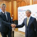 BREAKING: USR și PLUS, congres pentru fuziune în luna iulie / Cioloș și Barna au anunțat acum o săptămână că fuziunea va avea loc după alegerile parlamentare