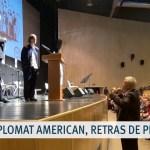 VIDEO Consulul Turciei la Constanța, gest umilitor la adresa SUA: A coborât-o pe reprezentanta ambasadei americane de pe scenă înainte să țină un discurs pe motiv că nu figurează în program