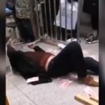 VIDEO Noi imagini din China. Bolnavii zac pe jos în spitale, gările sunt păzite cu arme automate