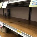 Coronavirus, efectul panicii în Milano: provizii cumpărate cu geamantanul, supermarketuri golite, nu se mai găsesc substanțe dezinfectante