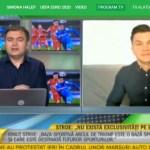 VIDEO Pastila de râs: Ministrul Sporturilor, Ionuț Stroe, a scăpat camera în timp ce comenta de acasă evenimentele sportive la un post TV / Era îmbracat în camașă și boxeri