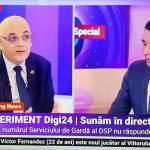 UPDATE Angajații DSP București nu au răspuns la niciun apel telefonic într-un experiment live, într-o emisiune la care participa Raed Arafat/ După 30 de minute a răspuns o angajată spunând că nu face față telefoanelor