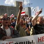 Belarus: A început greva generală, s-au închis companii de stat, magazine și universități