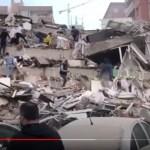 VIDEO Cutremur de 7 grade în Turcia și Grecia. 6 morți și 202 de răniți, 20 de clădiri prăbușite în Izmir