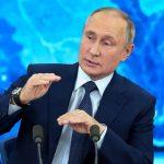 Putin a cerut gigantului Gazprom să crească livrările de gaz către Uniunea Europeană, odată ce rezervoarele ruseşti vor fi umplute
