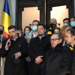 """""""Surpriza"""" AUR, partidul cu mesaj anti-maghiar, anti-occidental, unionist și anti-mască. Cine sunt liderii partidului: George Simion, Claudiu Târziu și Dan Tănasă"""