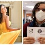 Olivia Steer l-a ironizat pe Mircea Cărtărescu pentru o presupusă greșeală gramaticală, supărată că a îndemnat la vaccinare/ Ulterior și-a șters postarea de pe Facebook/ Răspunsul exemplar al scriitorului