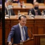 Cîțu spune că dacă se schimbă compoziția politică a Guvernului nu trebuie să ceară votul Parlamentului pentru întreg Cabinetul, ci doar pentru noii miniștri