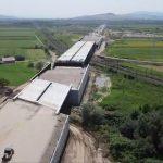 Precizări ale CNAIR, după apariția unor imagini care ar arăta montarea unui pod strâmb pe Lotul 2 al Autostrăzii Sebeș-Turda: Este o iluzie optică