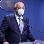 VIDEO Raed Arafat anunță noile restricții în pandemie: Accesul în toate zonele, cu excepția farmaciilor și magazinelor alimentare, se va face cu Certificat verde. Pentru toate magazinele din mall trebuie certificat