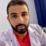 Medic ATI: Singurul lucru pe care-l faceți este să căutați vinovați pentru rahatul în care ne aflăm! Nu mai pot politicienii de grija voastră… / Medicul israelian Amin Zahra lucrează la Spitalul Județean din Timișoara
