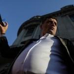 """Euronews îi face portretul lui George Simion: Cel care ştampila pe ziduri mesajul """"Basarabia e România"""" a devenit parlamentar şi vrea unirea României cu Moldova/ Simion se compară cu Viktor Orban"""