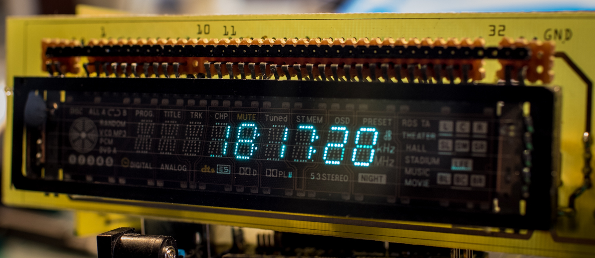 Hacking A Vacuum Fluorescent Display G7smy Co Uk