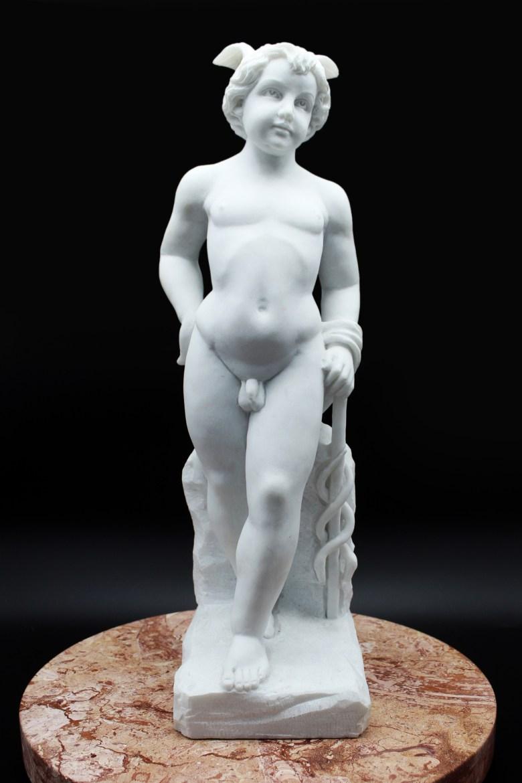 Mercurio - Marmo Bianco di Carrara