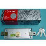 意大利【CISA】思莎牌 捲閘鎖, 鋁閘鎖 41010, 44242